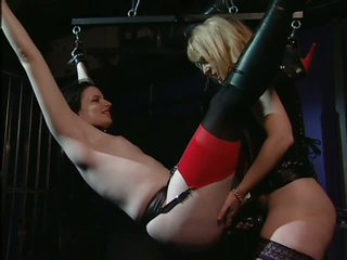 Submissive Deviant Bitch Claire Adams gets Tied Up and Tortured
