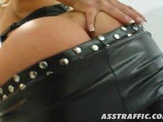 Carla Ass Tease
