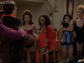 Fran Drescher and Lots Of Hot Babes Dancing In Truly Sexy Underware