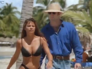 The Hot Alison Armitage Showing Her Body In a Bikini