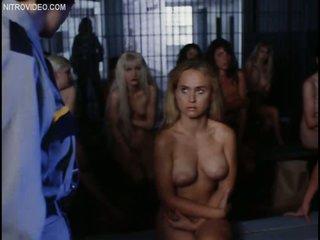 Sexy & Naked Gail Harris & Jenna Bodnar In Prison