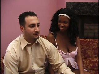 Interracial Sex With Preggy Swarthy Hottie