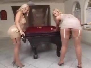 Alexis Texas & Sarah Vandella Sit On Faces