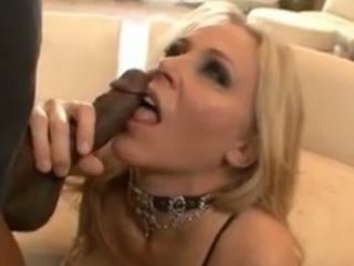 Julia Ann Takes One Interracial Then Many More