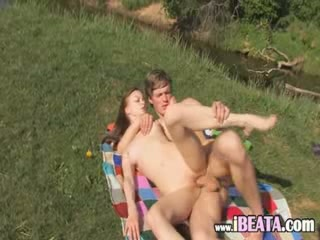 czech teenagers outdoor fucking