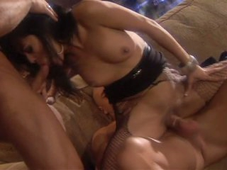 Hardcore Kaylani Lei is having the perfect fuck she always begged for