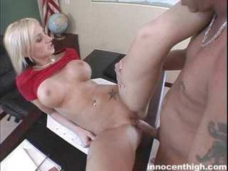 Young whore Riley Chase Getting fucked in her wet dripping twat.