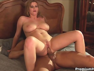 Hardcore sex with big breasted Sara Stone