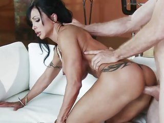 MILF Jewels gets her tight hole hammered