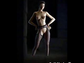 3D Sex Slaves