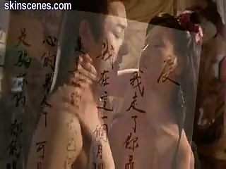 Chinese Softcore Sex Scene