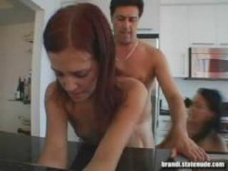 Swingers Fuck a Teen