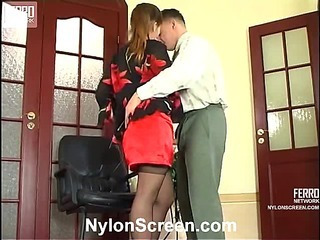 Rita&Peter nasty nylon movie