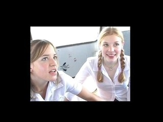 school bus cuties scene three