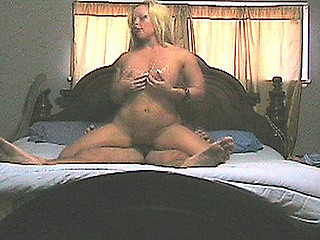 Hawt Blond Whore Caught Cheating