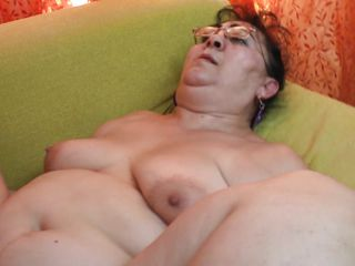 fucking my chubby mature on the couch