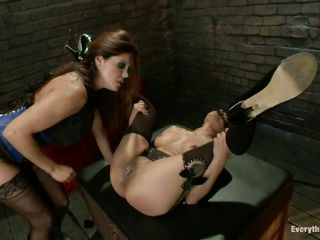 gorgeous beretta james gets fisted by older woman