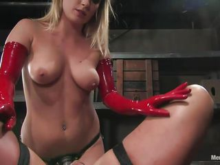 the red gloves of passion