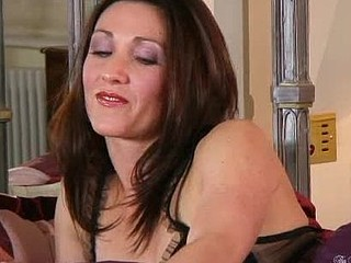 Entertaining Miss Hybrid shares a guys dick with a horny friend