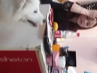 Chinese girls legs voyeur part 4