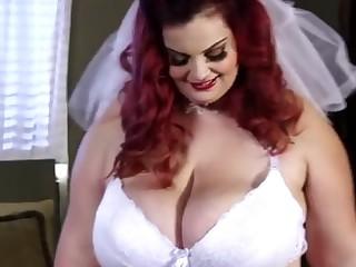 Plump Bride vs. Man Bun